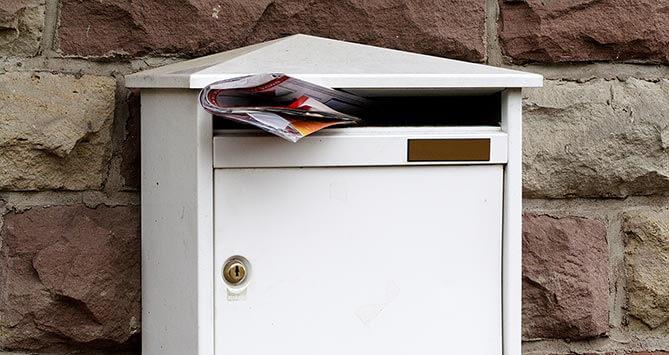 Distribution de flyers tous-ménages