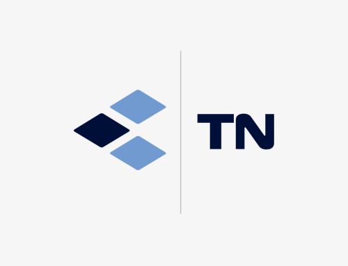 TN : création du logo et branding