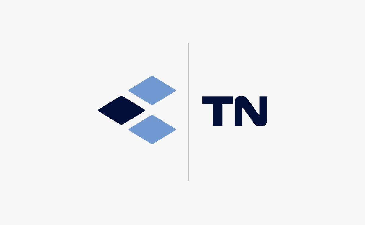 Création du logo et de l'identité de TN - Technique du Nettoyage SA