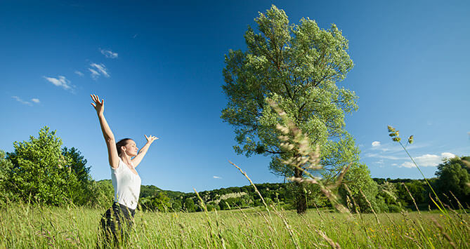 Nature et bien-être