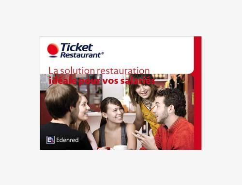 Ticket Restaurant : création du mailing adressé