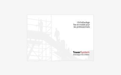 Brochure d'entreprise Towersystem Lausanne