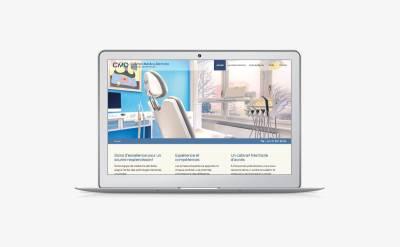site internet dentiste Lausanne