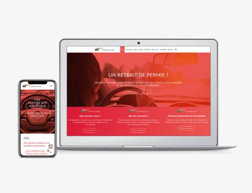 Association : site internet, e-shop, digital marketing