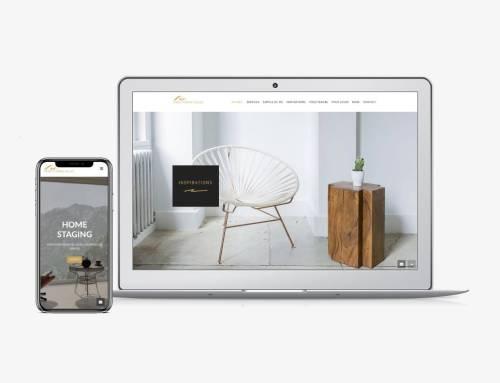 Lancement d'entreprise : site internet, référencement, branding